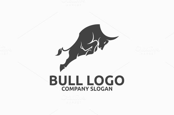 Byk Znak Logo Inspiration Branding Logo Design Goat Logo