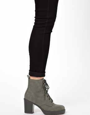 1000  images about &lt3Heeled lace up boots&lt3 on Pinterest | Shoe