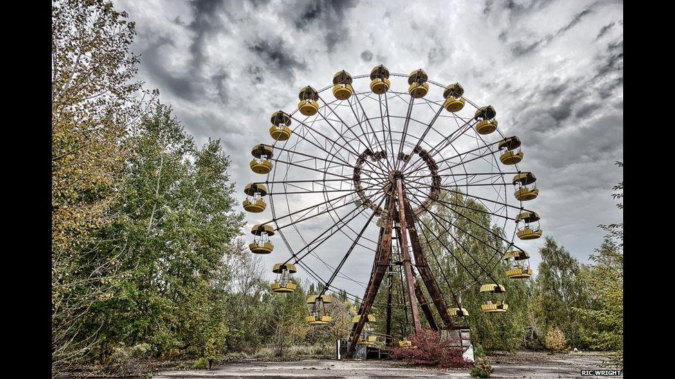 Pripyat - Ucrânia