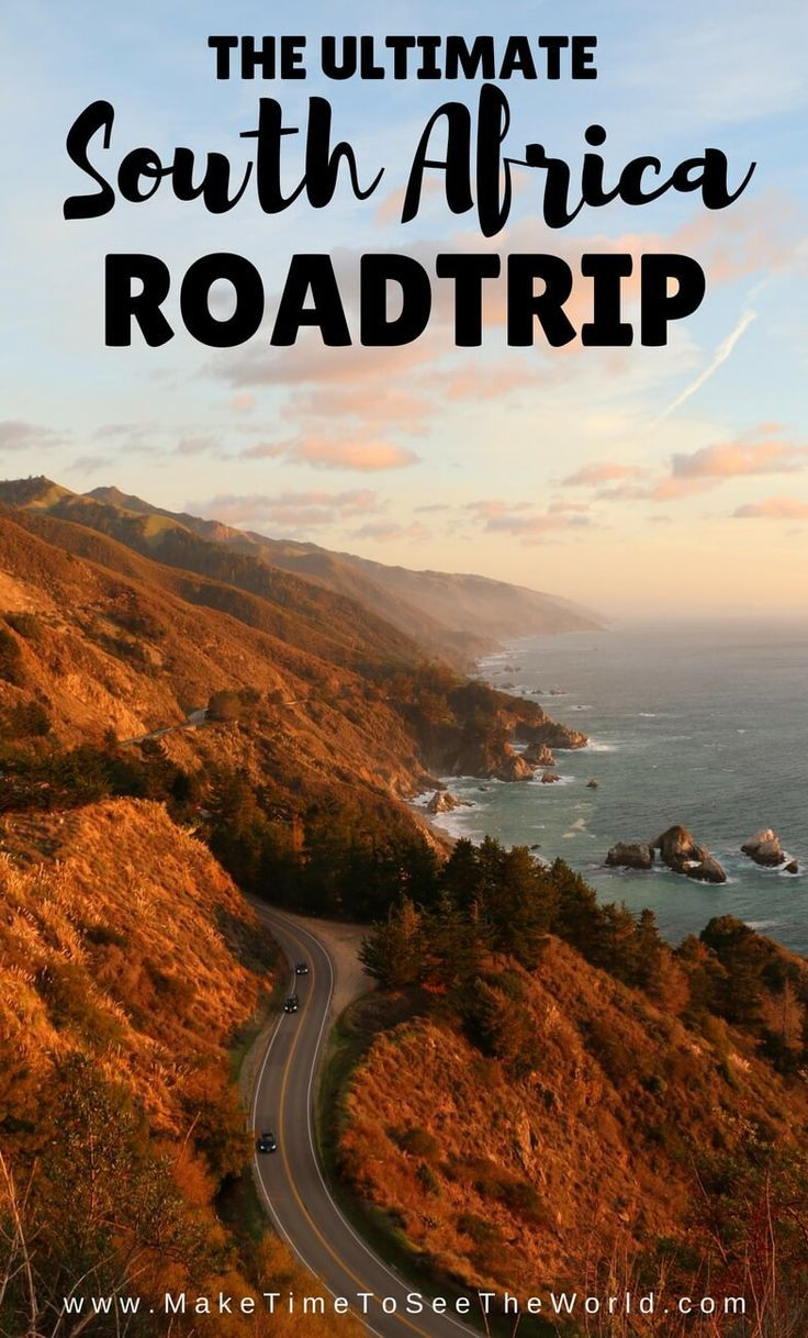 South Africa's Garden Route Drive from Johannesburg to