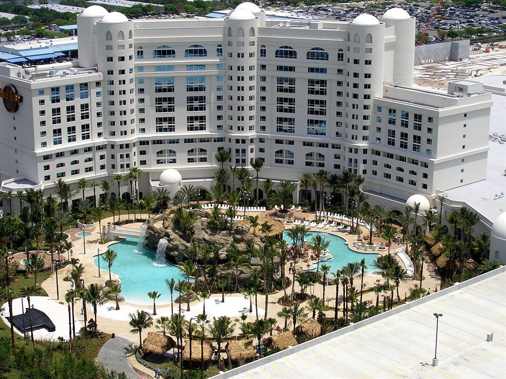 Seminole Hard Rock Hotel Hollywood Florida United States