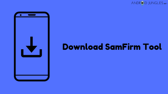 Download Samsung Stock firmware using SamFirm Tool from