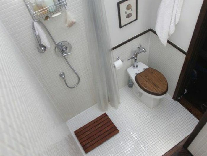 Comment aménager une salle de bain 4m2? | Tiny bathrooms and Bath