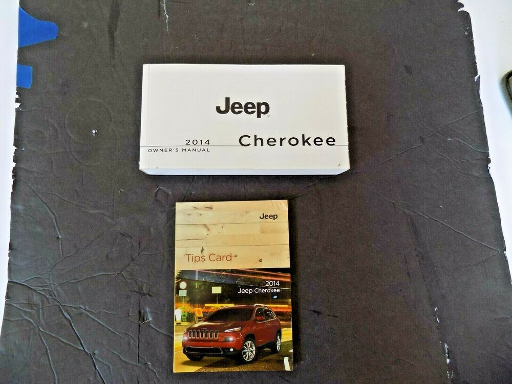 2014 Jeep Cherokee Owners Manual Books Guide Fuses Fluids New Original Owners Manuals Jeep Cherokee Jeep Cherokee 2014