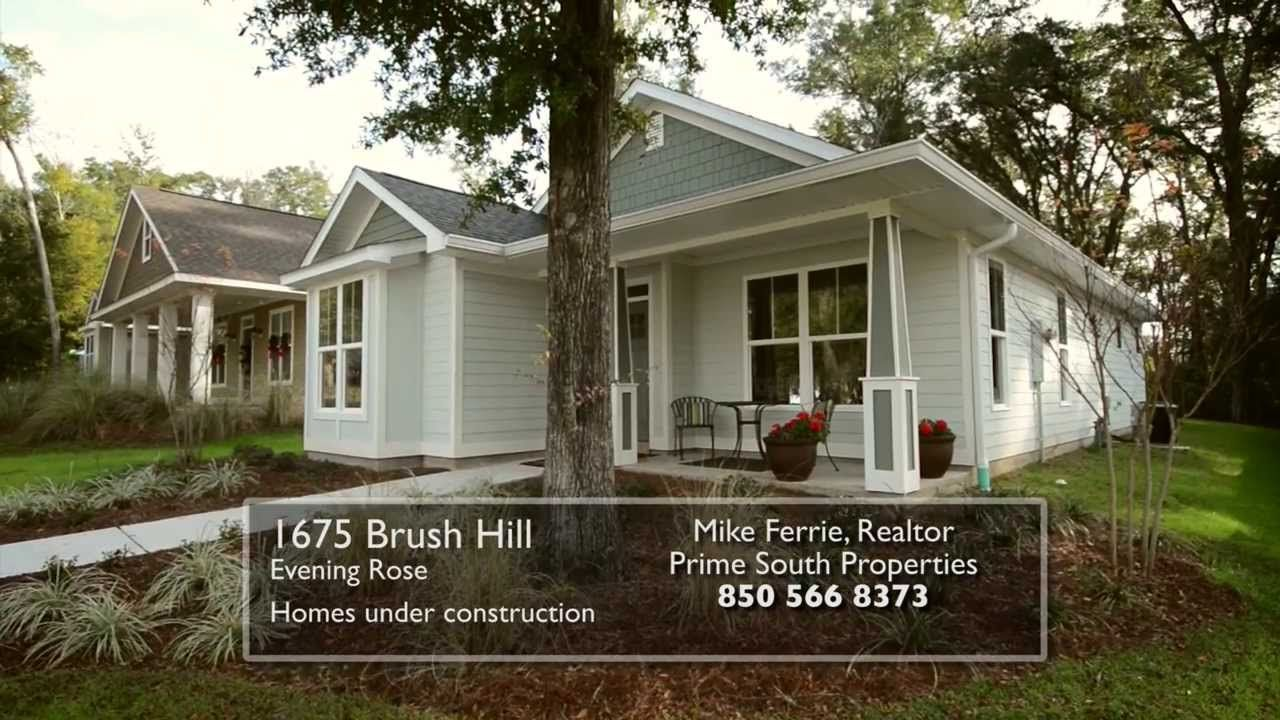Homes for Sale on Brush Hill in Evening Rose of Tallahassee, Florida ...