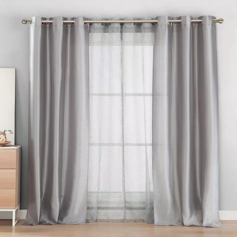 36 Multi Purpose Sheer Window Curtains For Your Home 26 In 2020