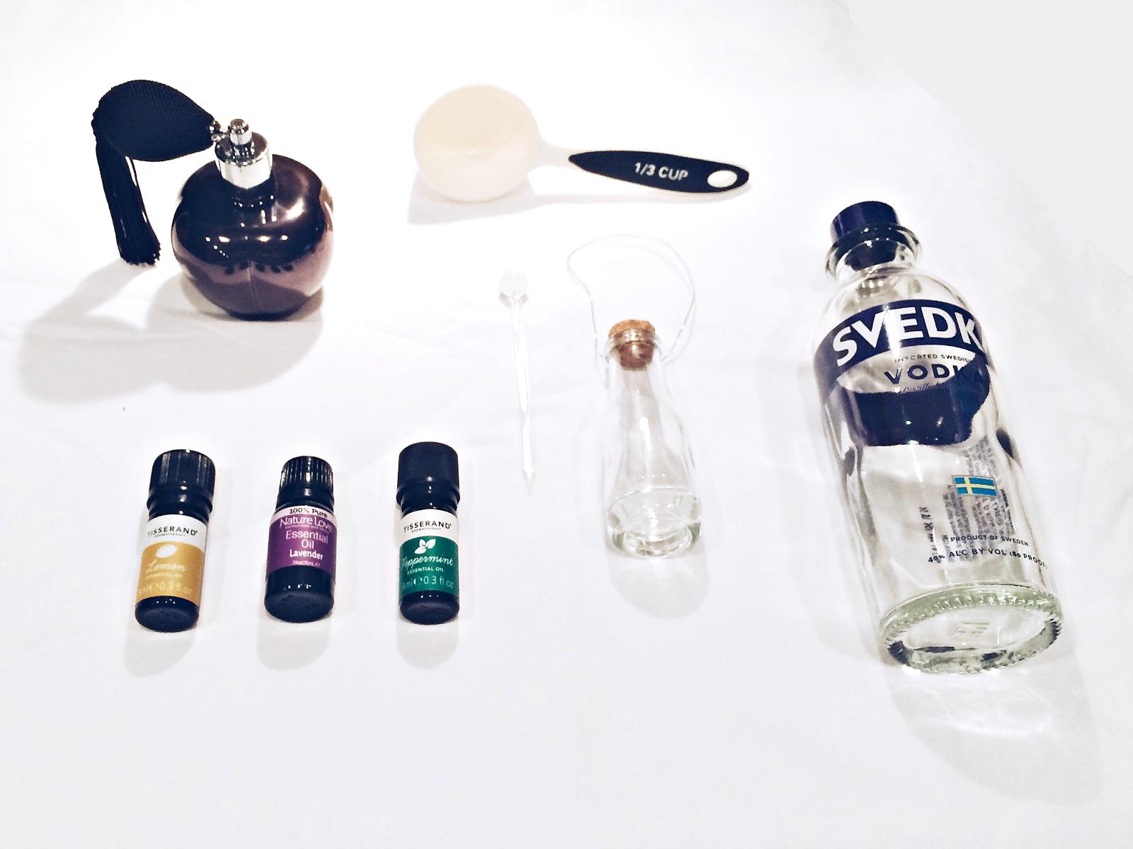 The Beetique: Essential Oil DIY :: Lavender Insomnia Spray