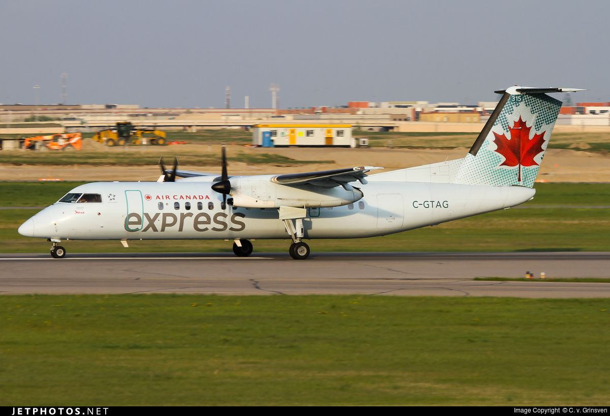 CGTAG in 2020 Aircraft modeling, De havilland, Calgary