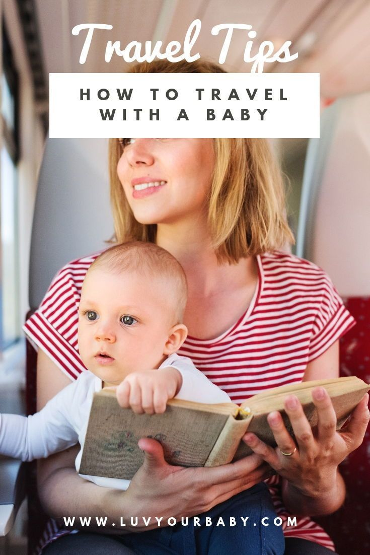 Travel Tips For Baby Safety and Planning Are Key