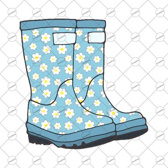 Dark Blue Boot Clip Art at Clker.com - vector clip art online, royalty free  & public domain