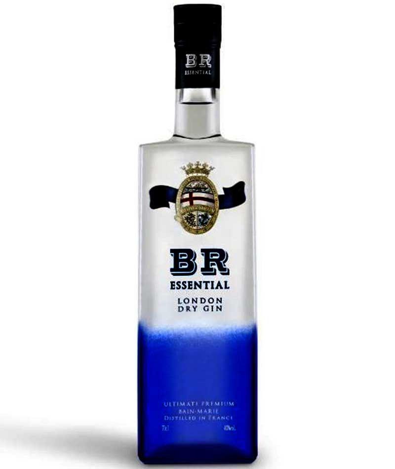 Gin Blue Ribbon Copa De Balon Gin Y Cerveza