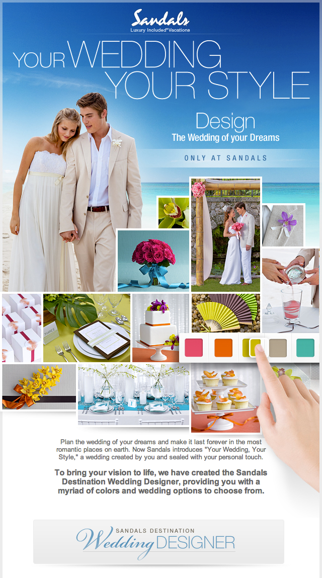 Your Wedding Style Design The Of Dreams With This Tool
