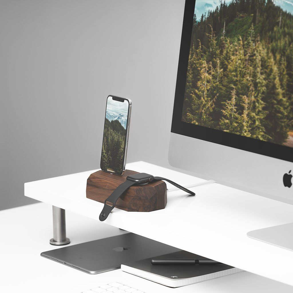 Combo Dock - IPhone & Apple Watch Charger
