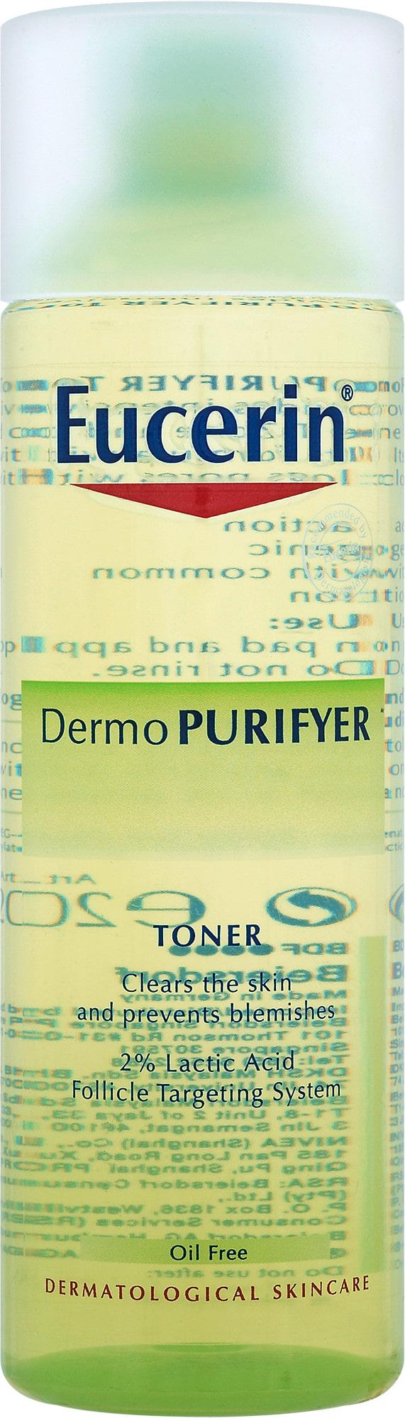 Eucerin DermoPURIFYER Toner
