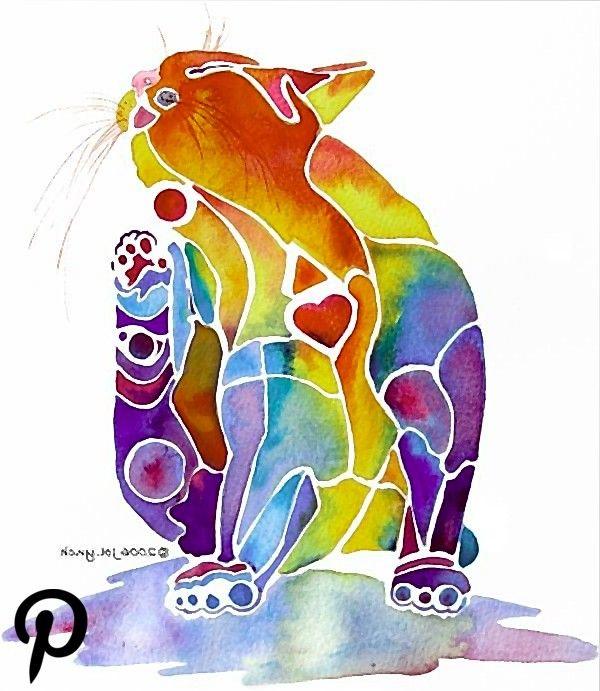 Luv Cat by Jo Lynch Luv Cat by Jo Lynch