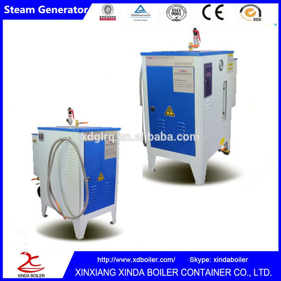 Sales Hot 6 Kw 10 Kg Steam Powered Electric Generator Made In China With Best Price Steam Generator Boiler Home Appliances