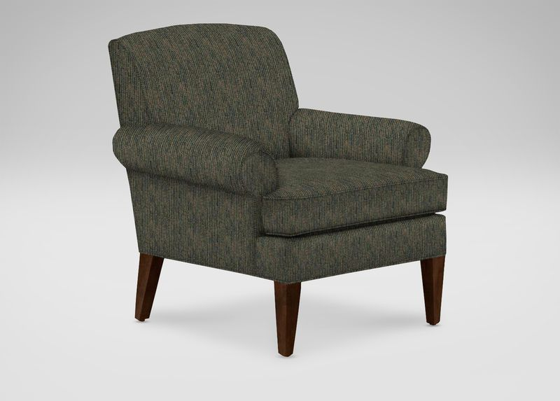 Morgan Roll-Arm Chair