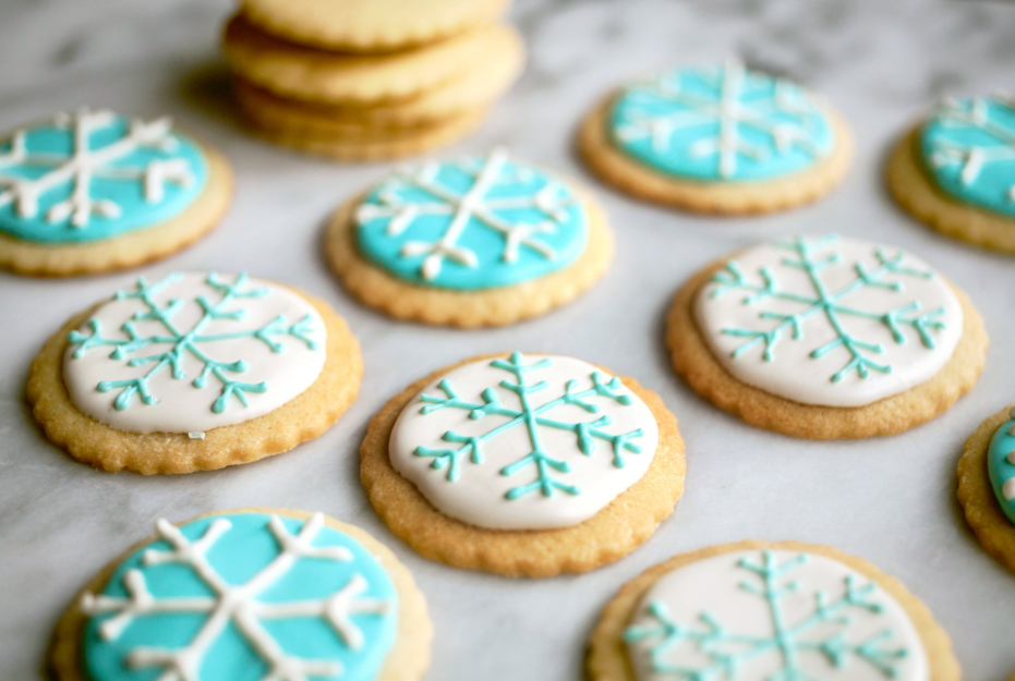 Resep Sugar Cookies Biskuit Gula Royal Icing Resep