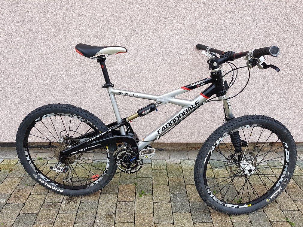 Cannondale Prophet 1000 Siemens Team Replica | My Bikes | Pinterest ...
