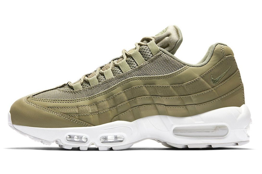 Nike's Air Max 95 Gets Hit With A