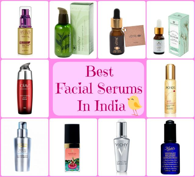 best rated face serum