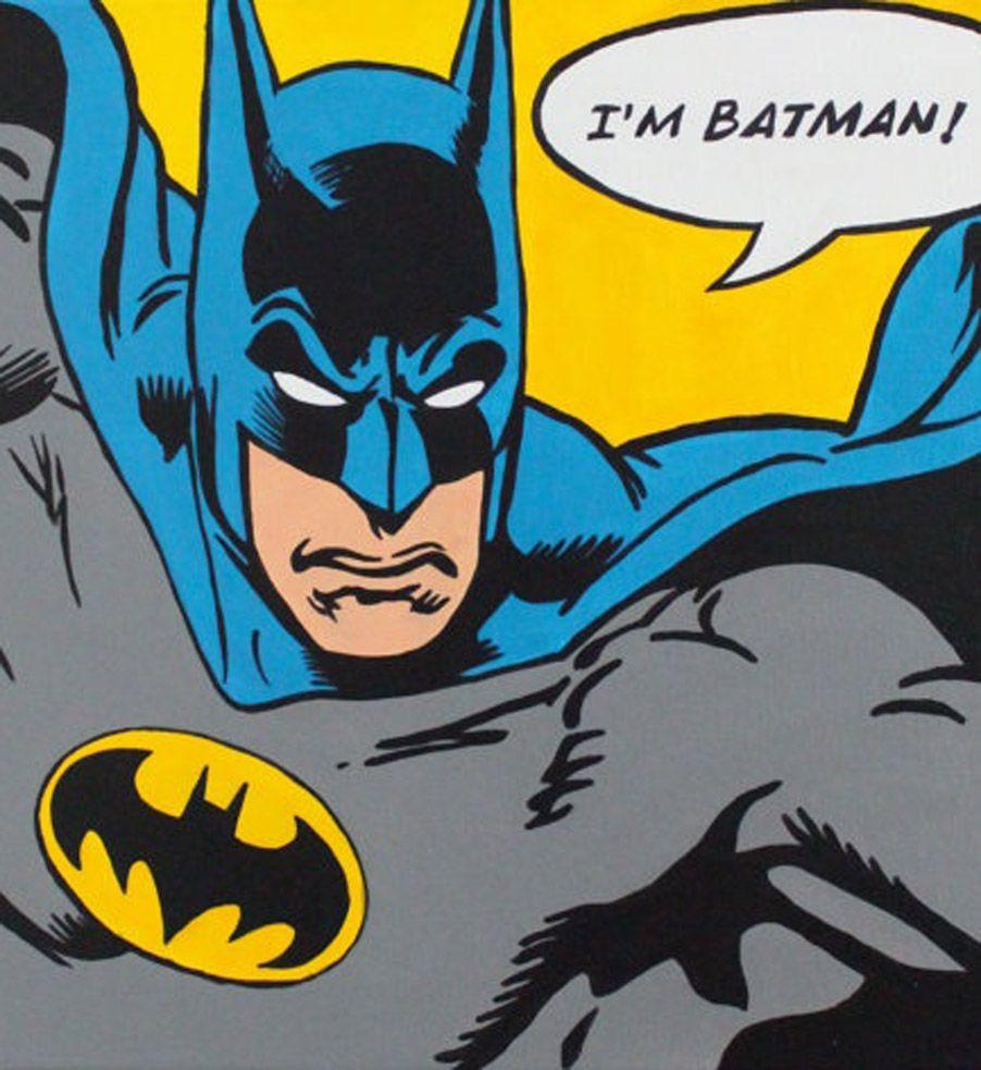 Pop Art Batman batman pop art | I Can...