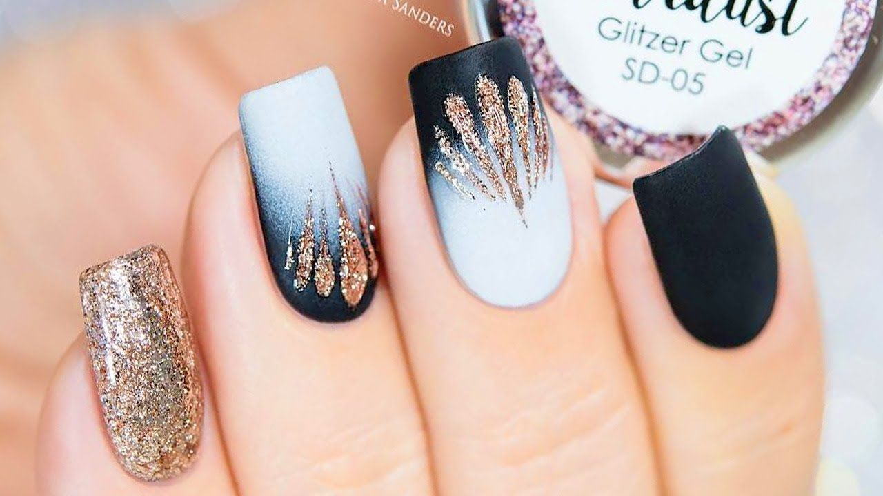 Videos Of Nail Art Designs Compilation Hession Hairdressing