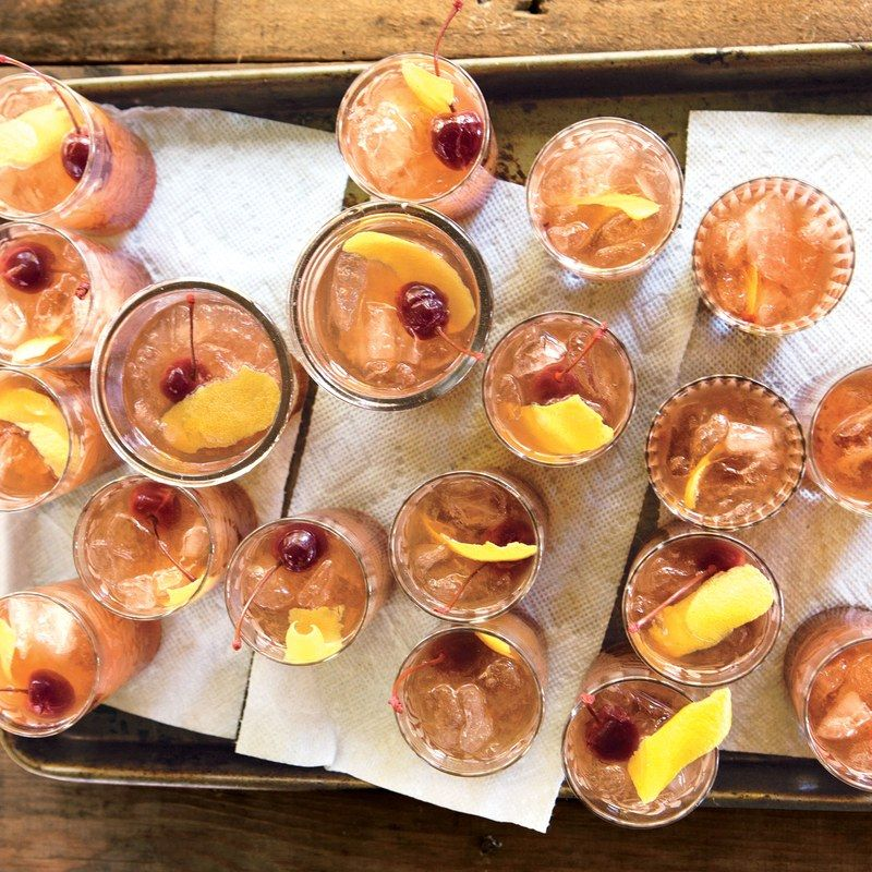 22 Amazing Whiskey Cocktail Recipes
