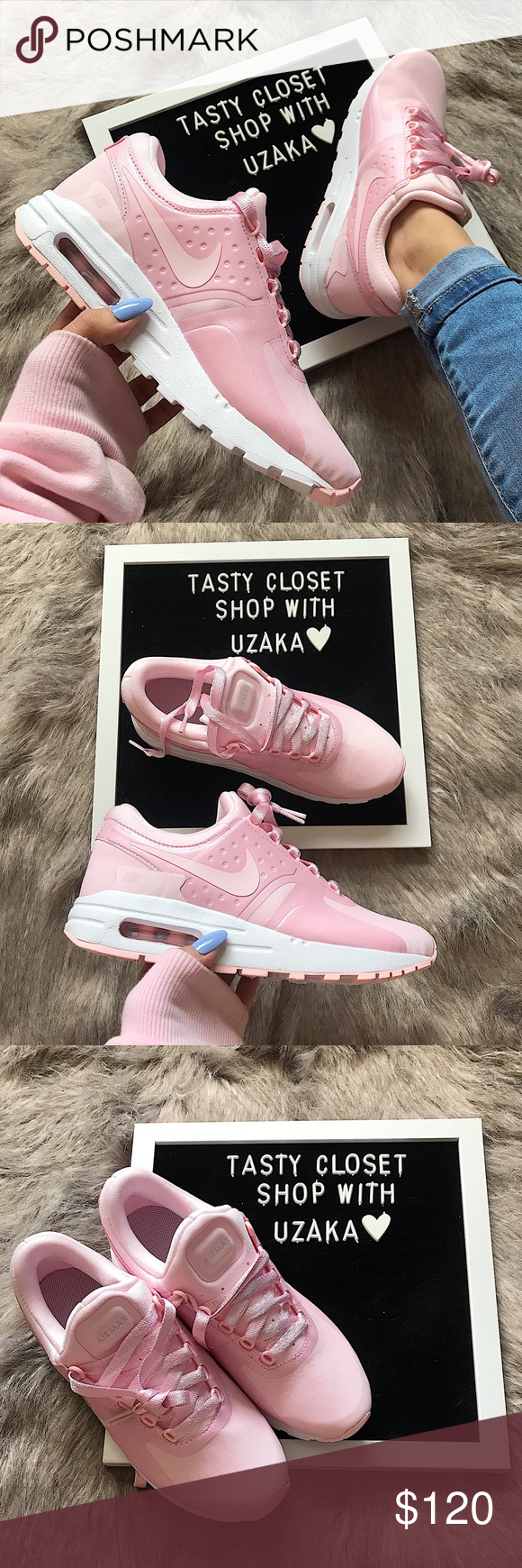 a9a0850bda Spotted while shopping on Poshmark: Nike air max zero se sneakers!  #poshmark #fashion #shopping #style #Nike #Shoes