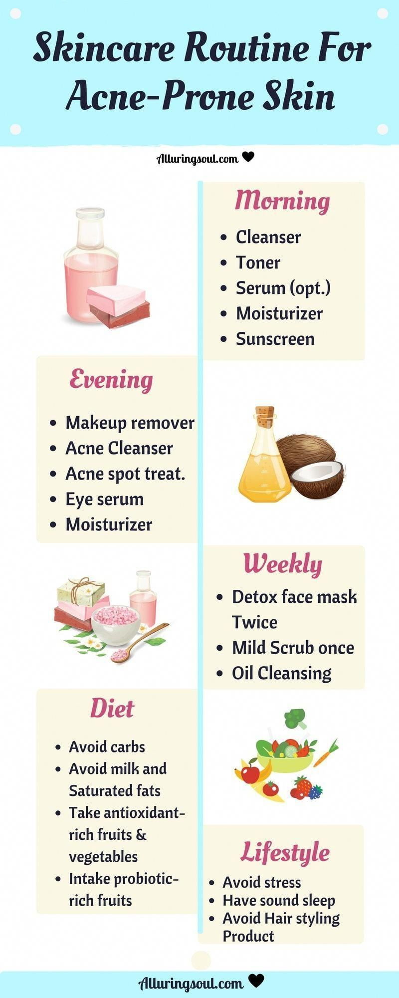 Quit Acne Using Natural Skin Care Guide For Acne Prone Skin And