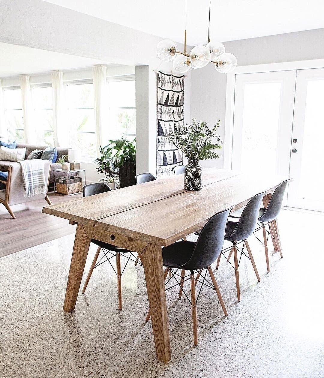 48 Fabulous Scandinavian Dining Room Design Ideas That Looks Cool Dining Room 48 Fabulous Sca Oak Dining Table Modern Dining Table Scandinavian Dining Room