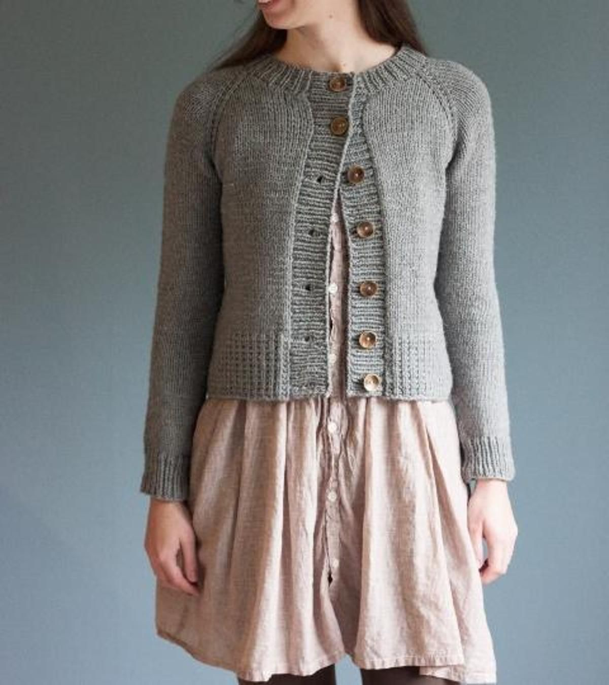 Ramona Cardigan | Knitting patterns, Knitting ideas and Crochet