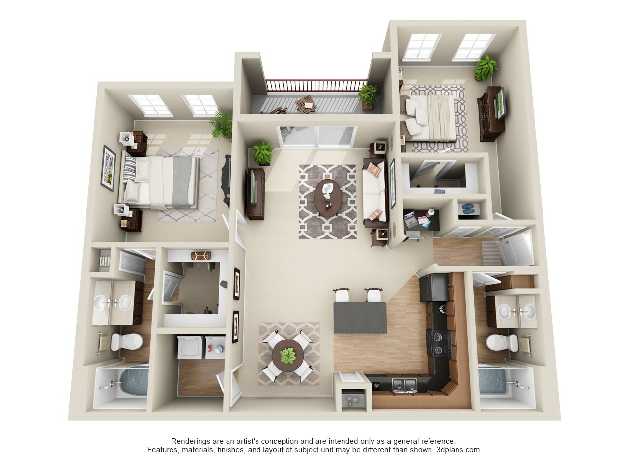 Apartments floor plans - Google Search | Floor plan | Pinterest ...