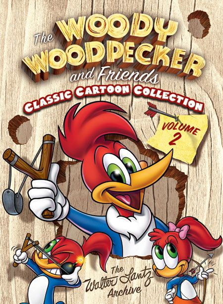 Woody The Woodpecker , | Favorite CARTOONS [and ANIMES