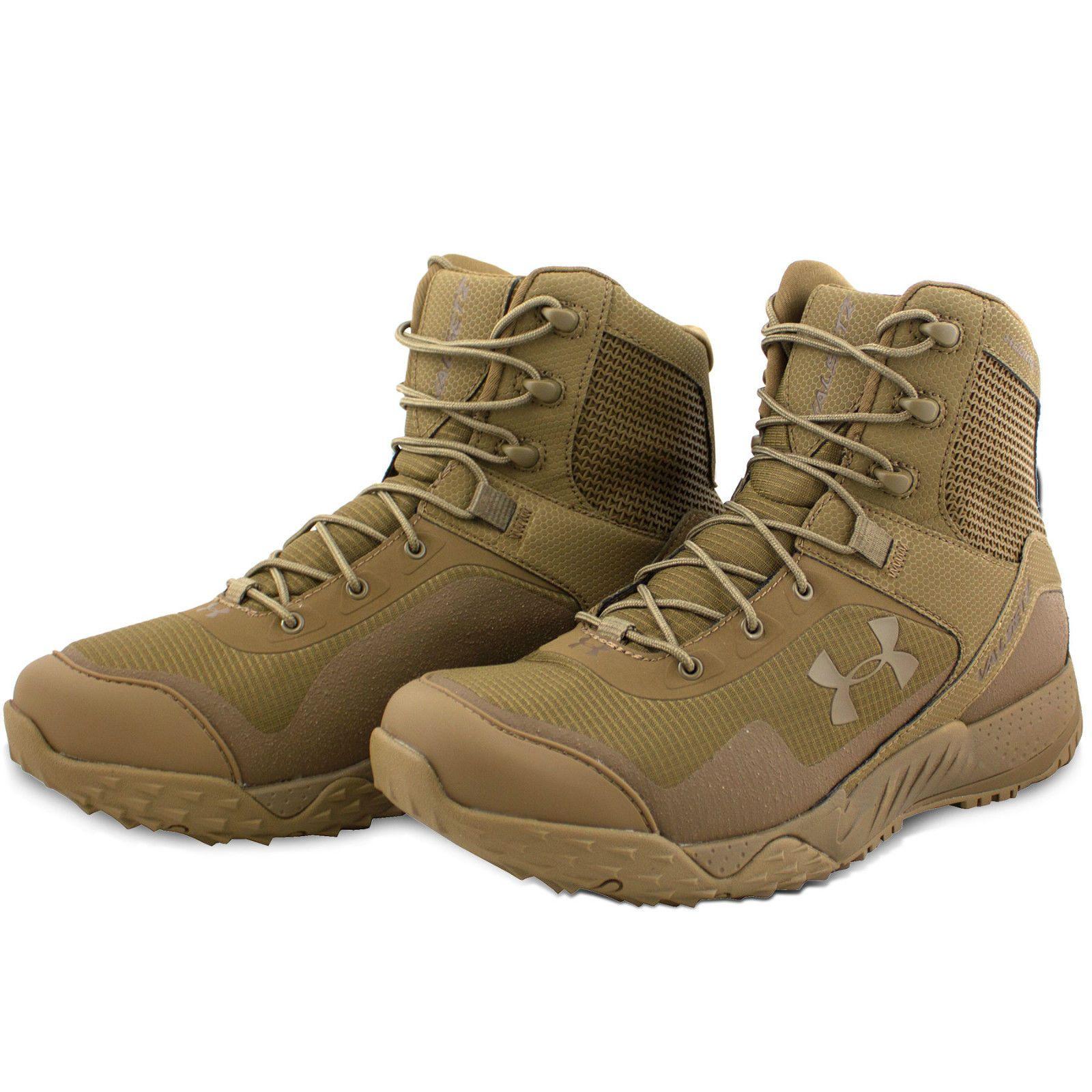 fac7f3f11de Details about Under Armour Tactical Valsetz RTS Boots Military ...