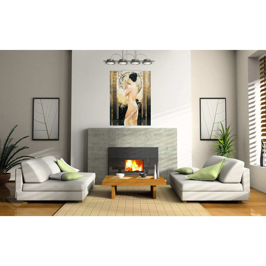 Graux rosée céleste x cm artprints interior design art