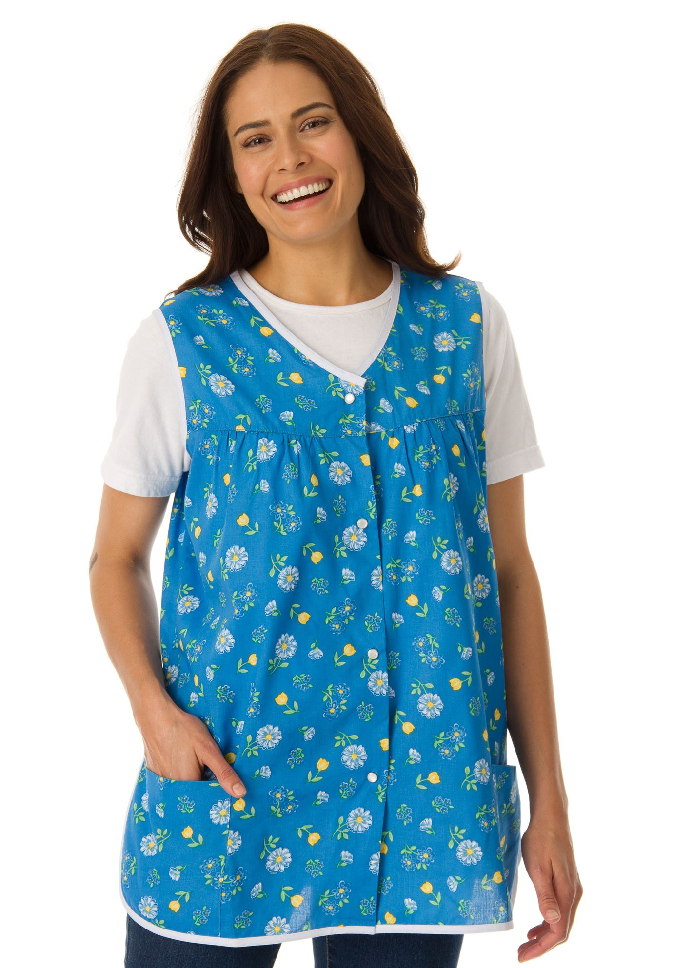 Snap Front Cobbler Apron By Only Necessities 174 What I Would Wear Cobbler Aprons Apron
