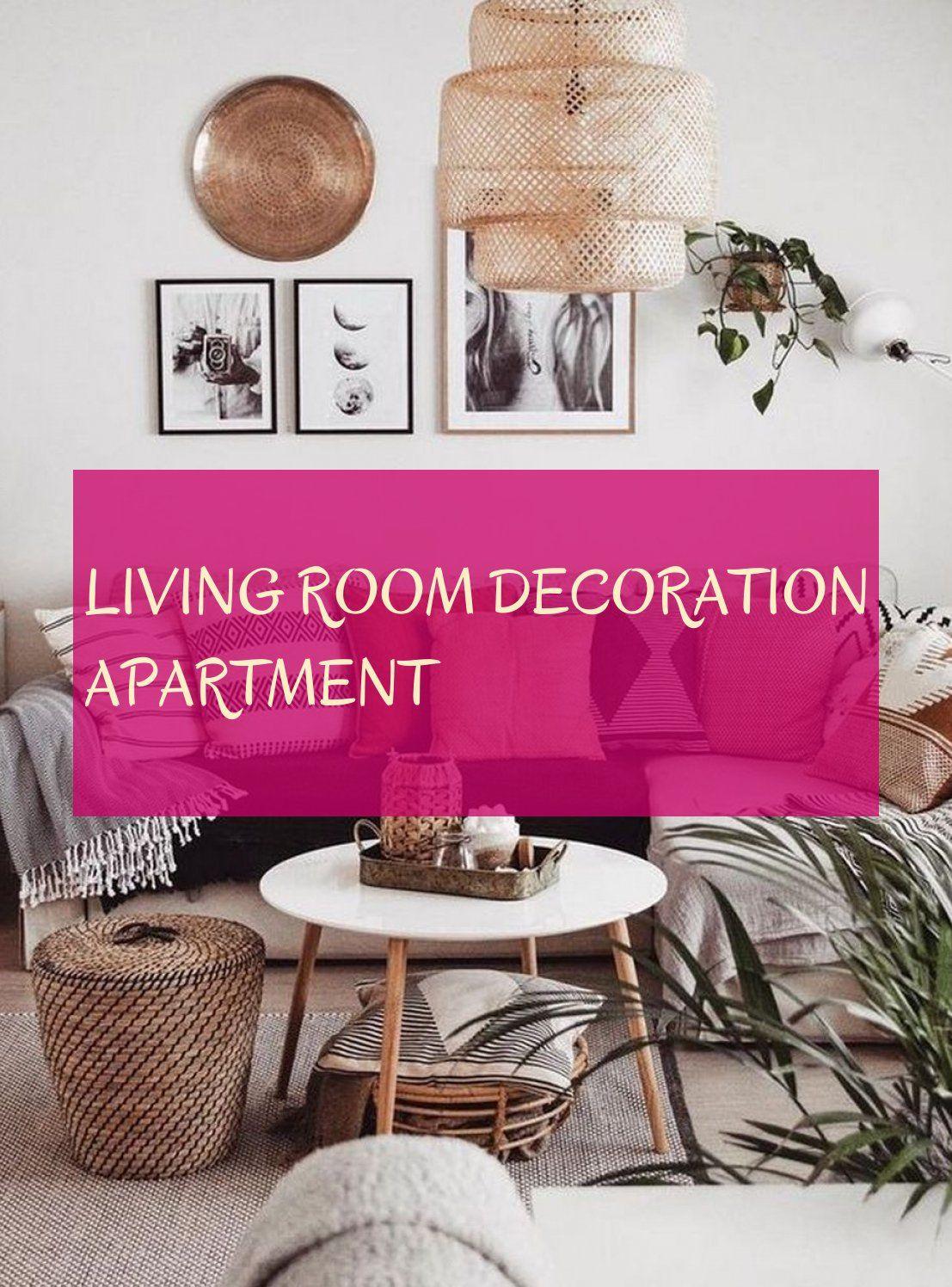 living room decoration apartment