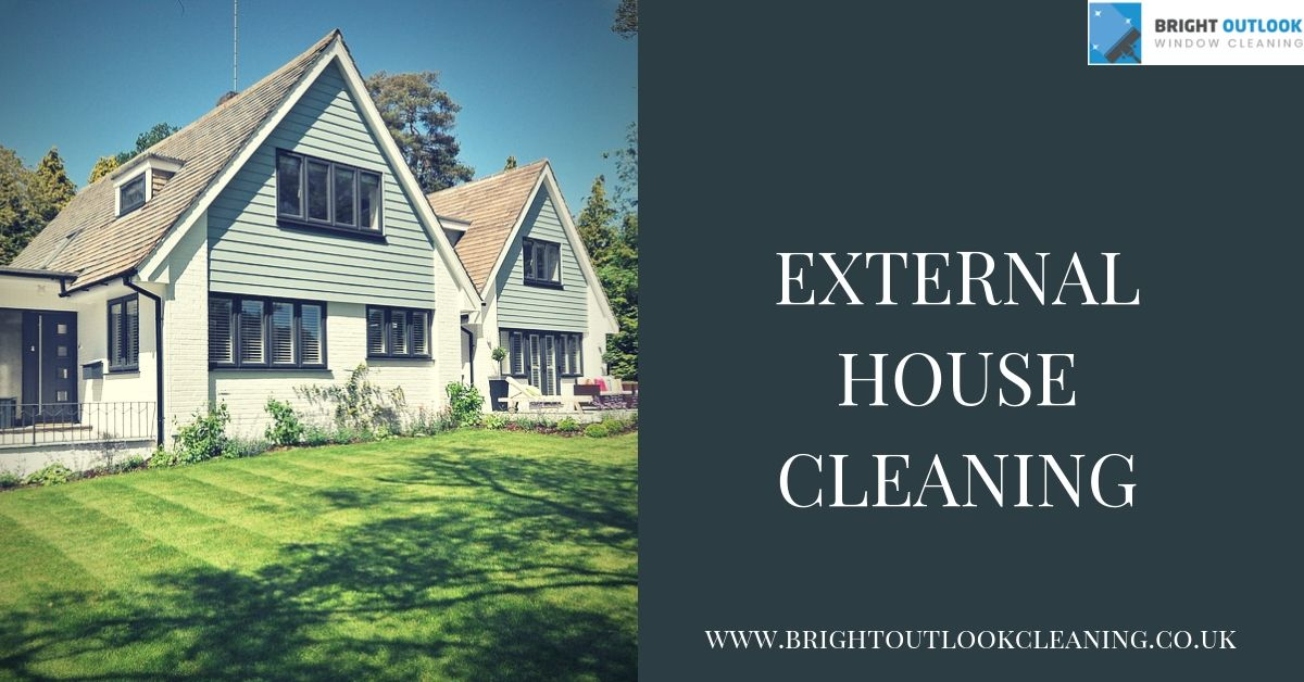 How Often Does Your Home Need External House Cleaning Cleaning Gutters Clean House Cleaning Companies