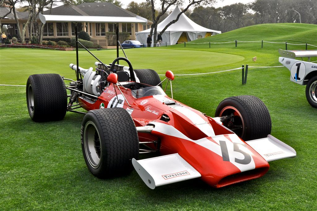 Amelia Island Concours Cars of David Hobbs (With images