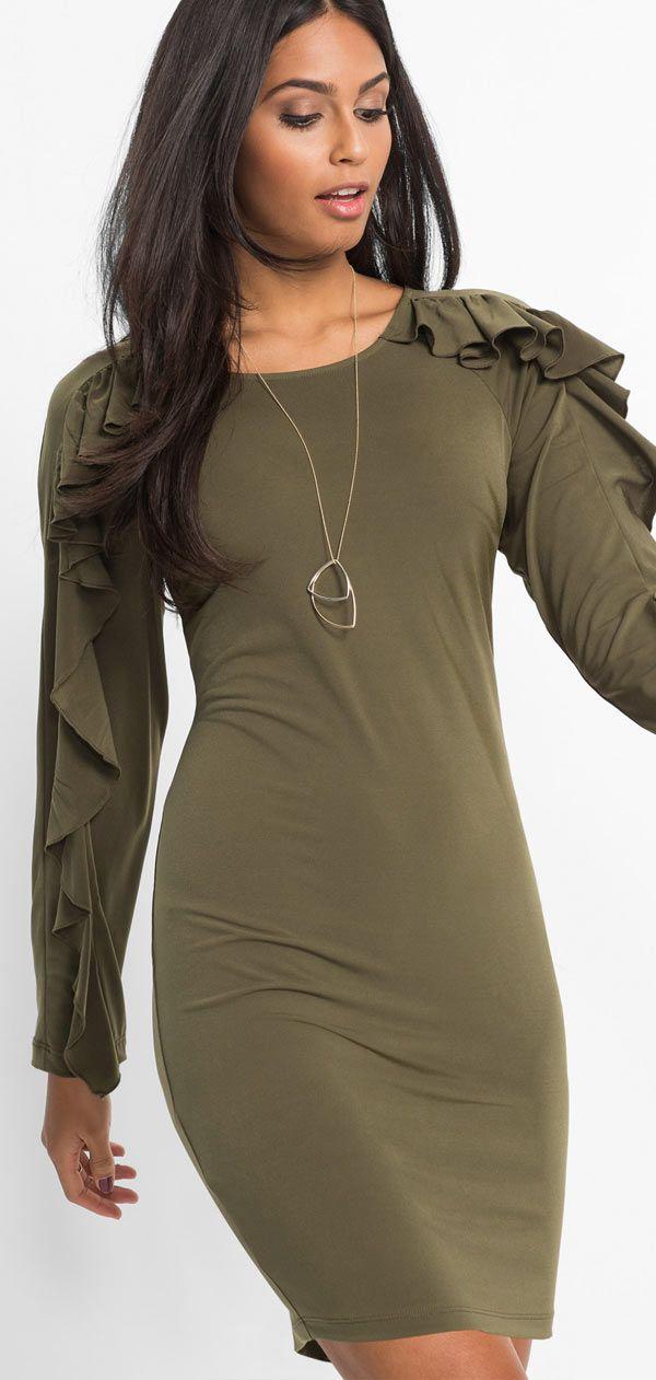 Abendkleid schwarz - BODYFLIRT boutique online kaufen ...