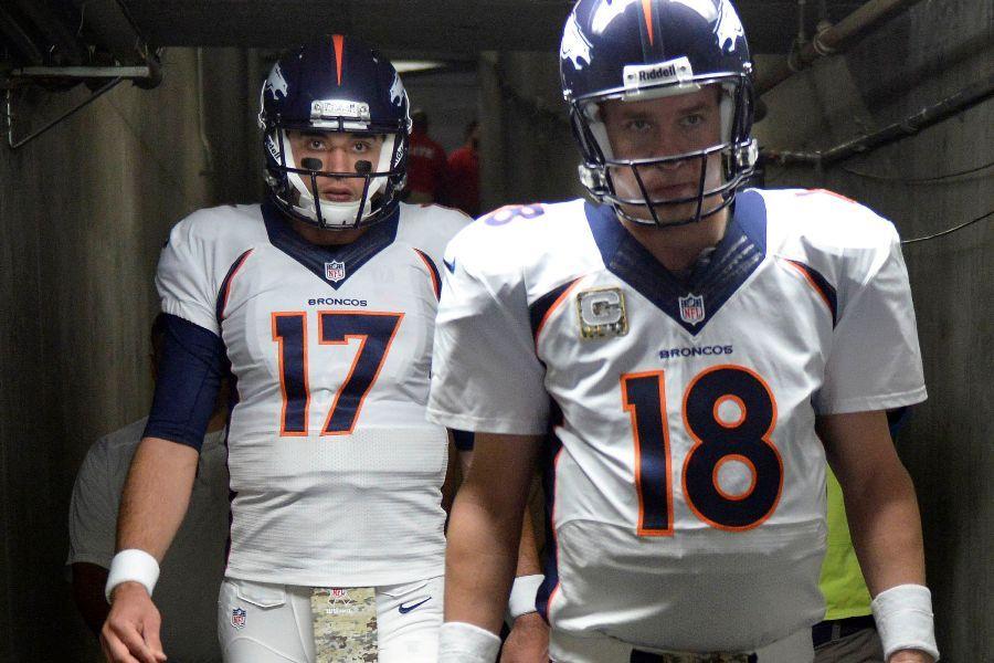 Starting Manning a no-brainer