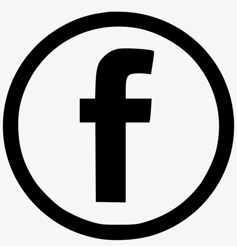 Facebook Logo Black And White Eps Creative Commons Icons Transparent Png Download In 2020 Snapchat Logo Instagram Logo Facebook Icons