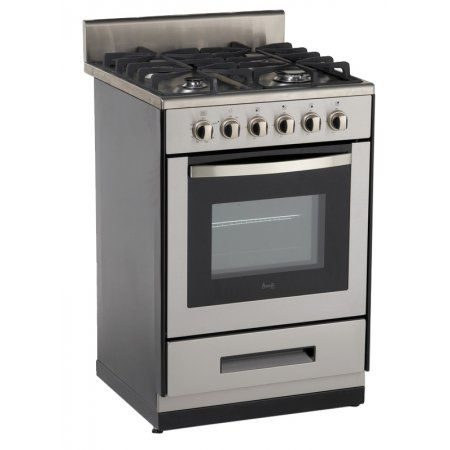 The Best 24 Inch Gas Ranges Reviews Ratings Freestanding Ranges Gas Range Mini Stove