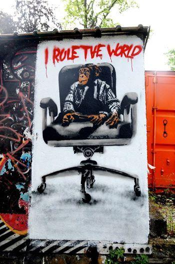 Foto: • ARTIST . GOIN •  ◦ I Rule the World ◦