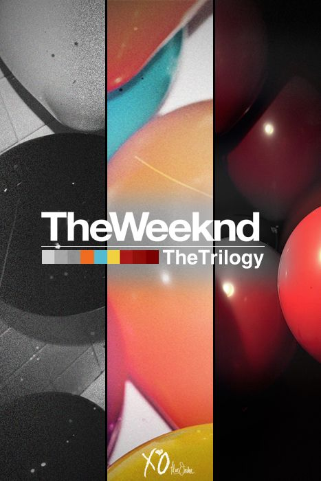 The Weeknd Trilogy. His lyrics are explicit and simple, and there arent any true meaningful messages in his music. But his production is genius. His sound is amazing. And i know almost every song; his music is so bad for teens my age. He is such a bad influence. But who cares when you have music like this? I hope to meet him in person some day.