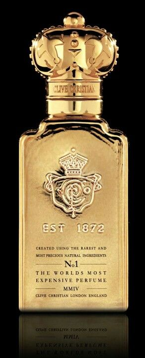967aeef4e61 Clive Christian  2700 The MOST expensive perfume in the world ...