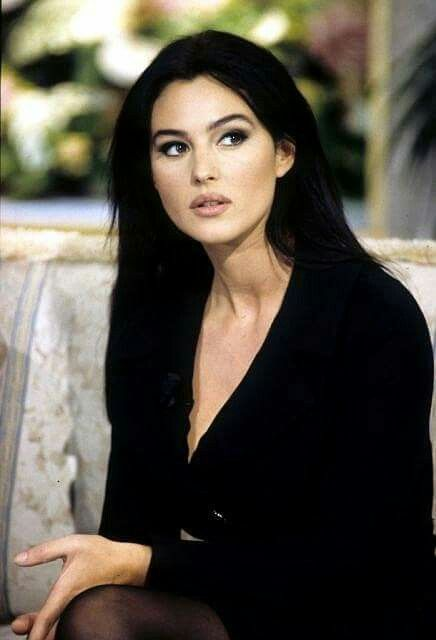 Image result for monica bellucci young