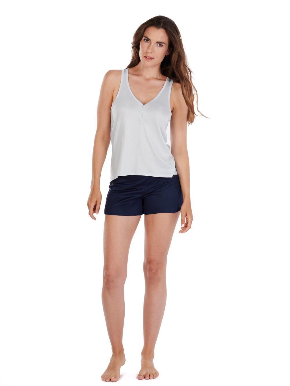 Shorts Women Nattcool Sleep Tech Best Tank Tops Pajamas Women