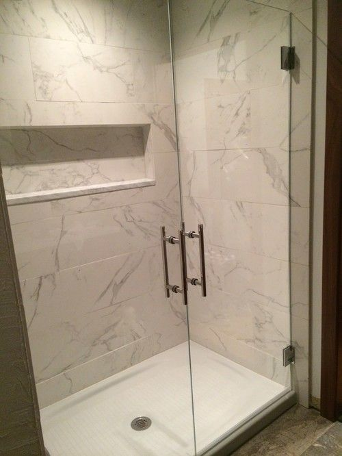 Walk In Shower Replace Tub Kohler Cast Iron Base And